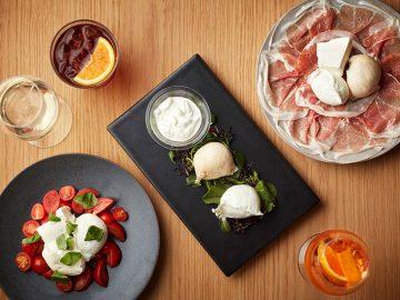本格チーズを手ごろに楽しめる「モッツァレラバー」が東京・高輪にオープン