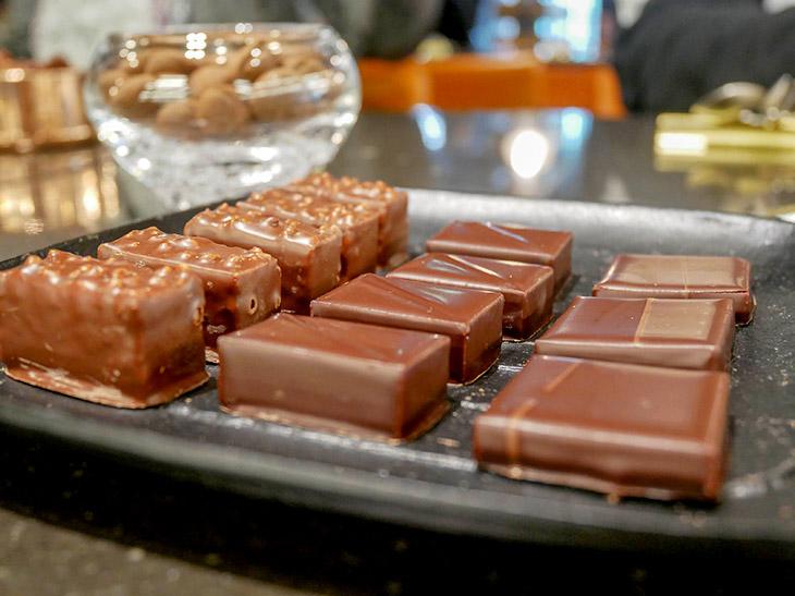パリのショコラの名店が日本初上陸! 世界屈指のシェフが手掛ける美しいショコラ