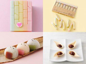 今年は14ブランドが参加! 和菓子ファン待望の祭典『全国銘菓展』が始まるよ
