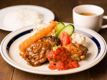 虎ノ門のレトロカフェ『バロバロ』で食べたい昔ながらの洋食グルメ