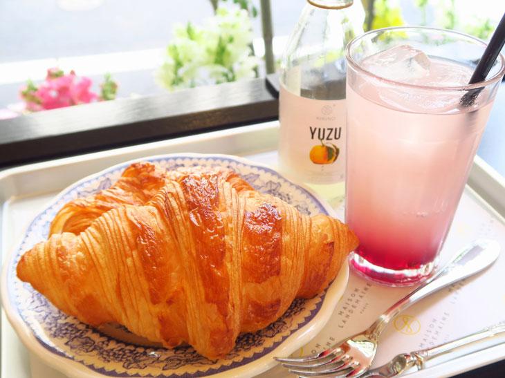 パリのブーランジェリーの味をオフィス街で楽しめる!赤坂の『メゾン・ランドゥメンヌ』へ