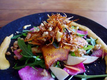 「パリパリごぼうのカラフルサラダ」のレシピ|小気味よい食感に箸が止まらなくなった、という話