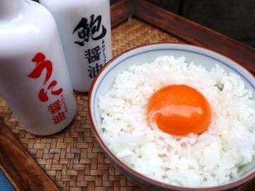"""卵かけご飯が""""ウニやアワビ風味""""になる!? 超優秀な醤油をプチマルエツで発見!"""