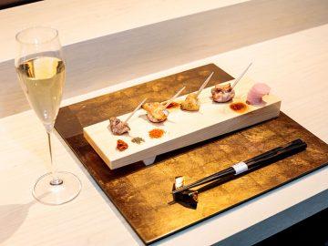 地鶏焼鳥×ワインのペアリングが絶妙! デートに使いたい贅沢焼鳥店『銀座かしわ』が銀座にオープン
