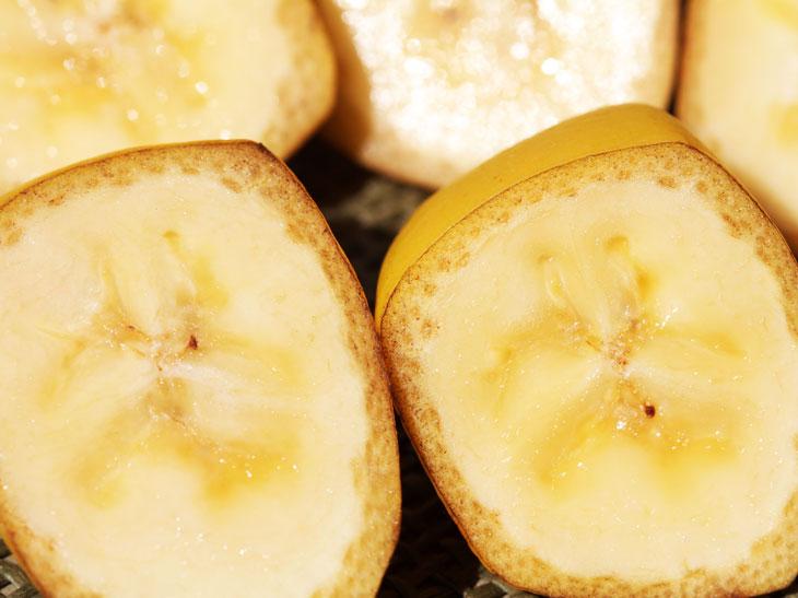 バナナ 皮 ごと 冷凍