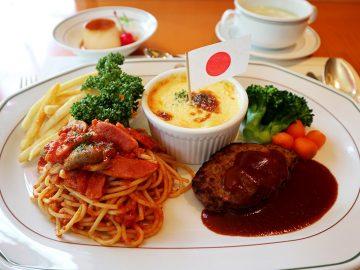 今すぐ食べたい「大人のお子様ランチ」が、ナポリタン発祥の老舗ホテルに期間限定で登場!