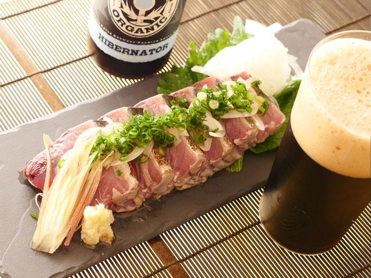江戸庶民も憧れた初物食い! バーナーで簡単「かつおのタタキ」レシピ