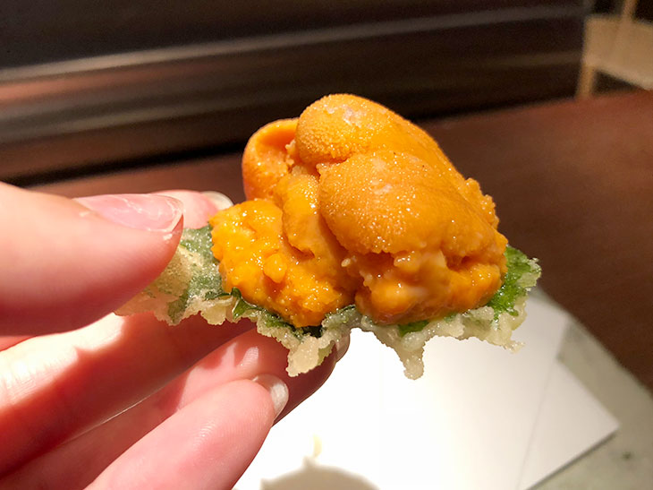 ミシュラン二つ星の天ぷらがお得に食べられる土曜日限定のランチとは?
