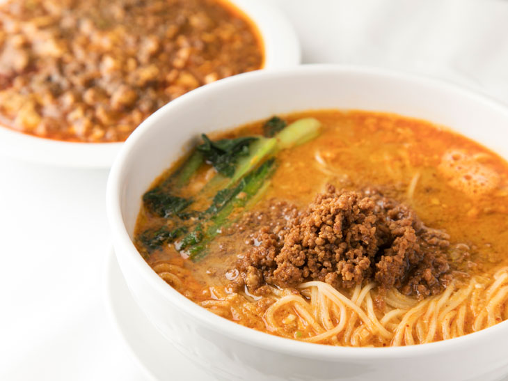 名門『四川飯店』の味を継承! 極上「担々麺」&「麻婆豆腐」が味わえる『西っぺの店』とは?