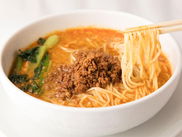 「担々麺」800円
