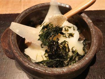 口説かれるならこんなお店! 西麻布の隠れ家で新食感の「ちぃ蒸し」が味わえる日本料理の人気店『ふるけん』