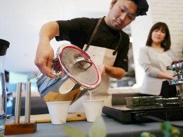 『傳』の長谷川在佑氏×ドイツ最新調理器具のスペシャルなコラボイベントに行ってきた