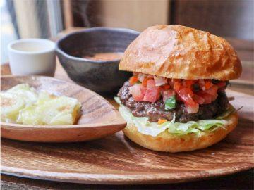 「塩ハンバーガー」って何? 本郷の新店『hide mode』で鉄板ステーキみたいな絶品バーガーランチを食べてきた!