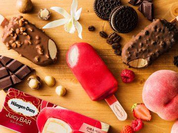 スイーツ好き必見! 食べなきゃもったいないハーゲンダッツの新作アイスクリームバー3品が同時発売