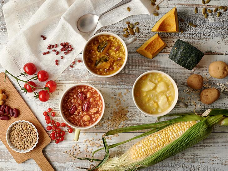 普段も非常時も食べたい! 無添加調理の新しい食事「potayu(ぽたーゆ)」が『石井食品』から新発売