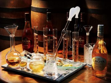 あのチョーヤ梅酒の世界が体験できる『The CHOYA GARDEN』が表参道に期間限定オープン