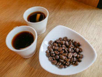 自分だけのコーヒー豆が焙煎できる! 『錠前屋珈琲』でロースト体験してきた