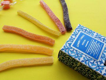 スペインの超人気キャンディーショップ『パパブブレ』夏の新味は超ハード系グミ6種!