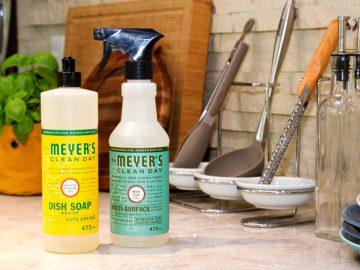 アメリカで大人気のボタニカル家庭用洗剤「ミセスマイヤーズ クリーンディ」がついに日本上陸!