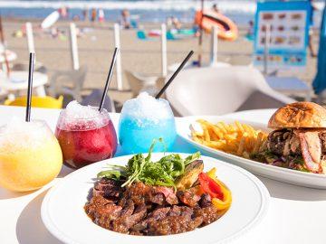 「海の家」の絶品料理を満喫! 由比ヶ浜に『MOVE LOUNGE_@YUIGAHAMA』が今年もオープン