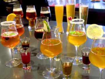 """醸造所併設の「BEER & 246 aoyama brewery」はクラフトビールと""""大人の〆スイーツ""""が楽しめる天国だった!"""