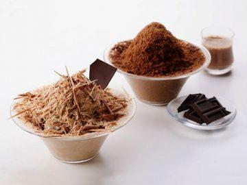 """幻のカカオで作る『横浜チョコレートファクトリー』の""""チョコレートかき氷""""が絶品!"""