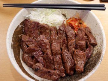 肉好き歓喜! 『丼 やまの』の絶品「ハラミ丼」肉トリプルを食べてきた