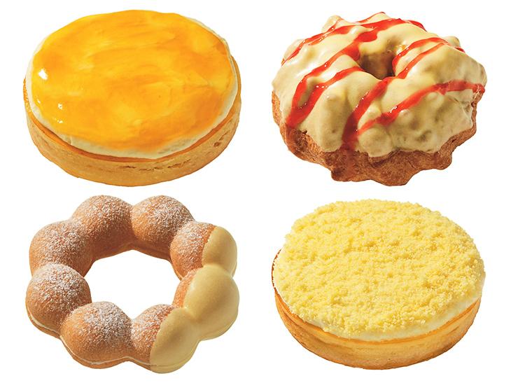 ドーナツ? それともチーズタルト? ミスド×PABLOの「チーズタルド」の実力やいかに?