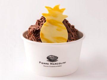 ベルギー王室ご用達のショコラ専門店『PIERRE MARCOLINI』の期間限定シェイブアイスが今年も登場!