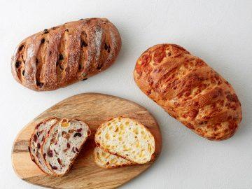 チーズパンor果実パンあなたはどっち派? 老舗ベーカリー『ドンク』の期間限定パンが美味しそう!