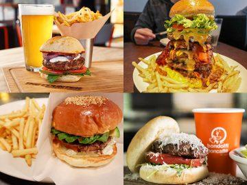 今すぐかぶりつきたい! 東京で味わえる絶品ハンバーガー6選