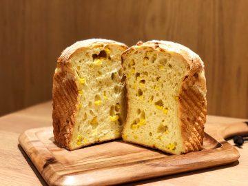 劇的にふわっふわ! 注目の『俺 Bakery&Cafe』で限定「とうもろこしの食パン」を食べてきた