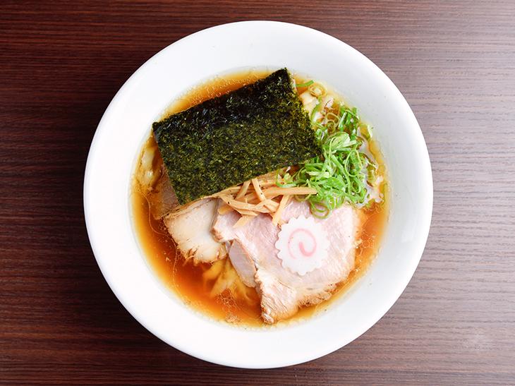 「醤油ら~めん」780円