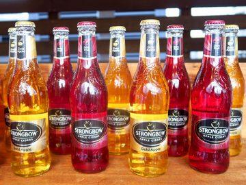 次なるブームはりんごのお酒? 日本初上陸の「ストロングボウ」を飲んできた
