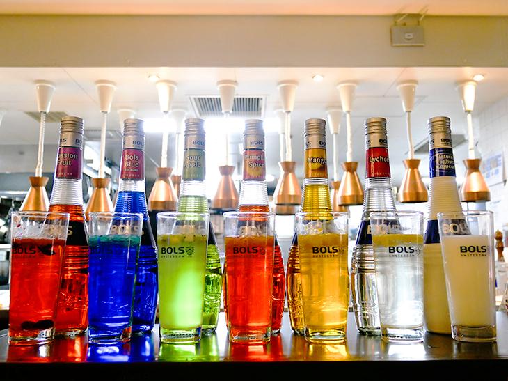 世界的名酒「BOLS」が日本初上陸! 世界で一つだけのオリジナルカクテルが作れる期間限定レストランが原宿に完成