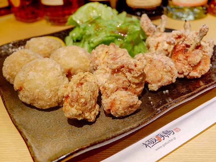 あふれる肉汁がハンパない! 下北沢『東京唐揚 極鶏.Bar』でプレミアムなからあげを食べてきた