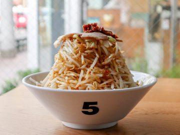 吉祥寺の新店『麺ハチイチ/81 NOODLE BAR 』の全ラーメンを制覇! 絶対食べるべきイチオシ麺はこれだ!