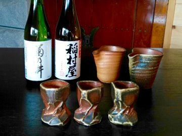 世界一の登り窯を目指す「烏城焼」がクラウドファンディングを開始。酒器と老舗酒蔵の日本酒を手に入れるチャンス!