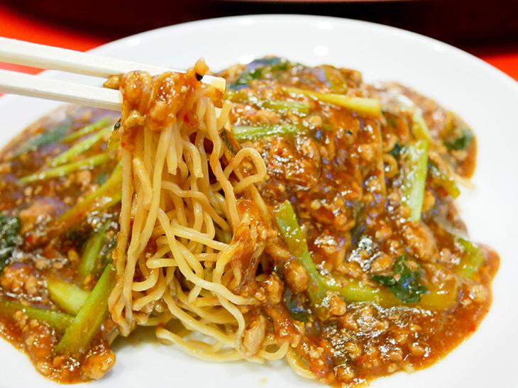 五反田の町中華『梅林』の常連ご用達メニュー「青菜からし焼きそば」を食べずして、焼きそばは語れない!
