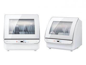 食器の洗浄具合が一目でわかる! 『AQUA』から日本初ガラストップ型食洗機が誕生