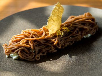 絶対に食べたい! 『INTERSECT BY LEXUS - TOKYO』の秋限定メニュー「生モンブラン」がブームの予感