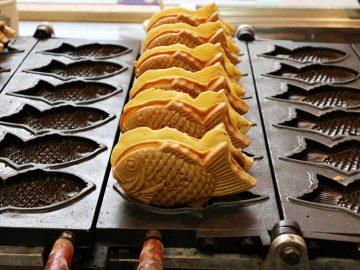 旨い店はタクシー運転手に訊け! 粉のプロが作る日本一のデブたい焼き専門店『けんぞう』