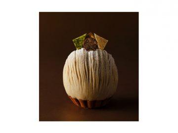ホテルニューオータニで大人気の「スーパーモンブラン」がアフタヌンティーセットに! 絶景を見ながら秋の味覚に舌鼓
