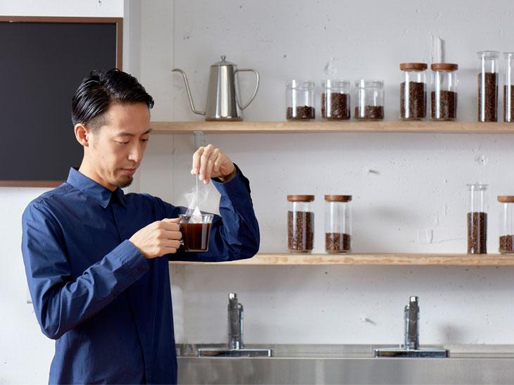 誰でもベストなコーヒーを抽出できる「ネスカフェ 香味焙煎」の新提案「DIP STYLE」とは