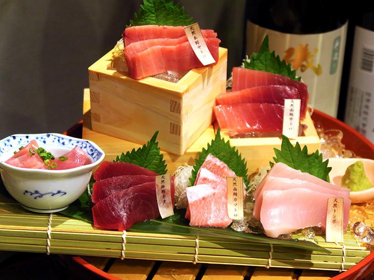 マグロ好き必見! 天然マグロの盛り放題で超話題の「ニッポンまぐろ漁業団」に行ってみた