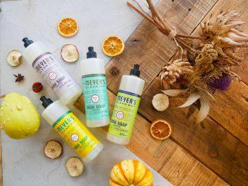 やさしい香りに包まれる植物・自然由来の洗剤「ミセスマイヤーズクリーンデイ」が優秀すぎる!