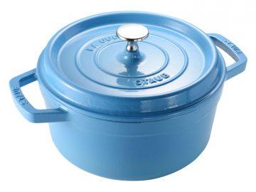 使ったら手放せない! おなじみフランスのホーロー鍋「ストウブ」のココットが40周年の限定カラーを発売