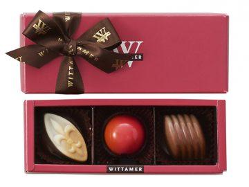 ベルギー王室御用達ショコラ『ヴィタメール』から、リンゴやマロンを使った秋冬限定チョコレートが登場