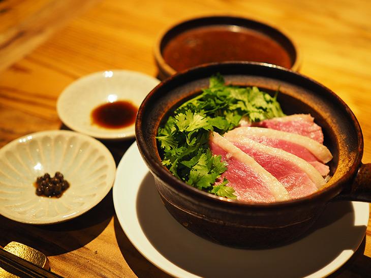 極上鴨肉のフルコースが5,000円台で堪能できる『十番 無鴨黒-Na Camo guro-』とは?
