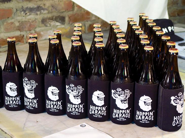 自分の理想のビールが作れる! サッポロビールの新サービス「HOPPING' GARAGE」とは?